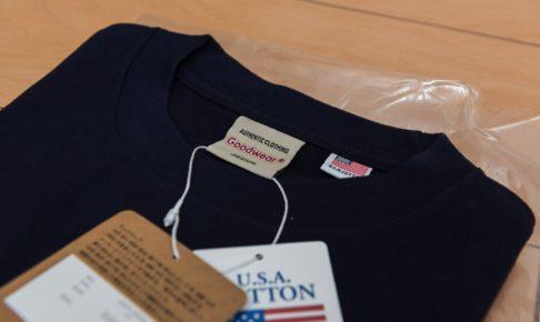 グッドウェアのTシャツ