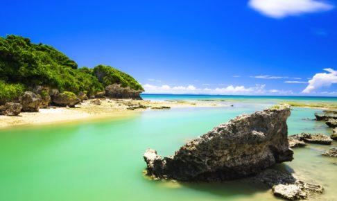 エージナ島の風景